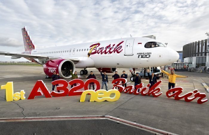 Airbus Delivered An Impressive 551 A320neos Last Year