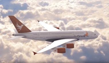 Fly Oriole A380