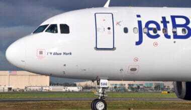 JetBlue special livery