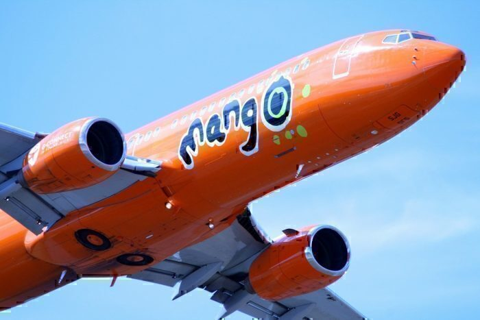 Mango, South African Airways, Routes Cancelled