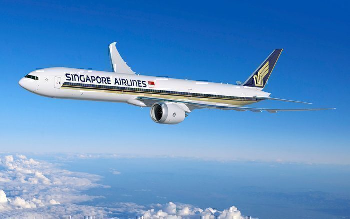 Singapore Airlines 777X