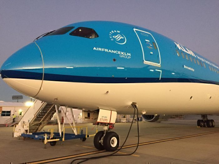 KLM, Coronavirus Apology, Korea