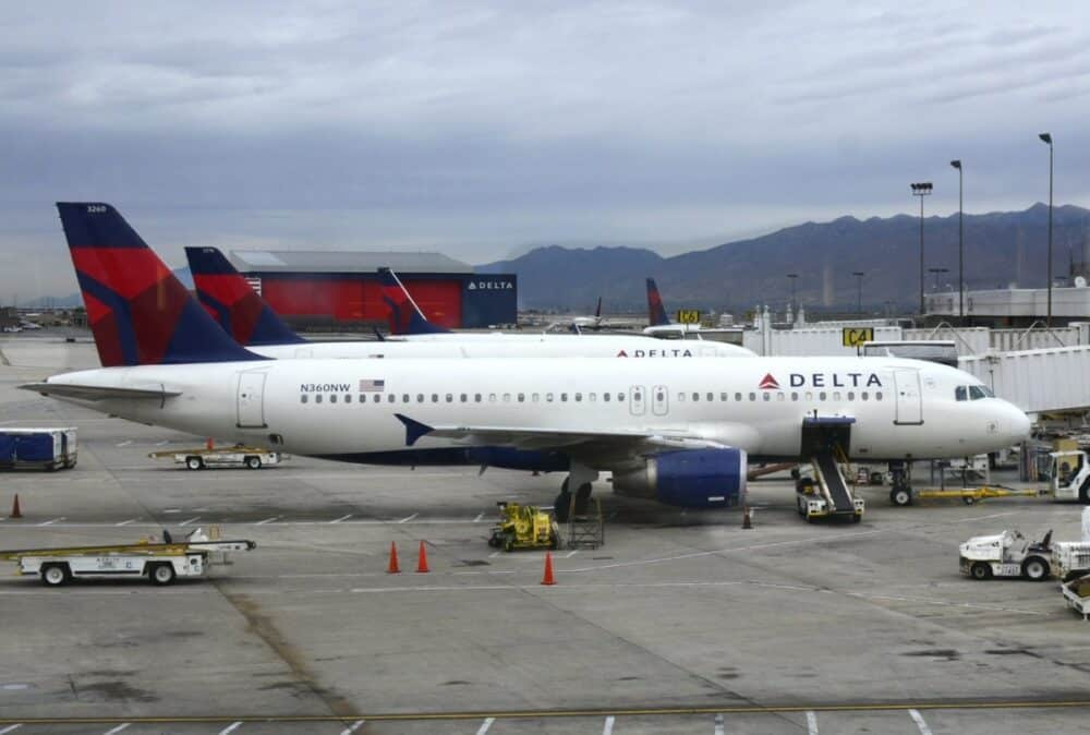 Delta Air Lines Salt Lake