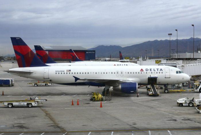Delta Air Lines Salt Lake