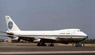 747 Pan Am