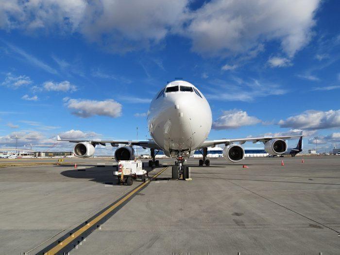 Hi Fly A340