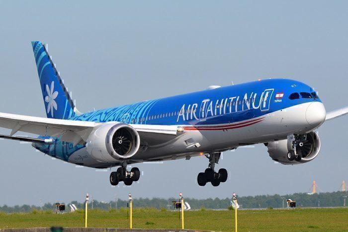 Air Tahiti Nui, 787-9