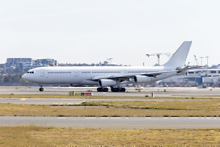 A340 Hi Fly