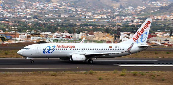 Air Europa Boeing 737