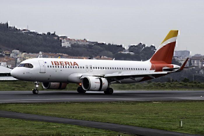 Iberia Airbus A320neo