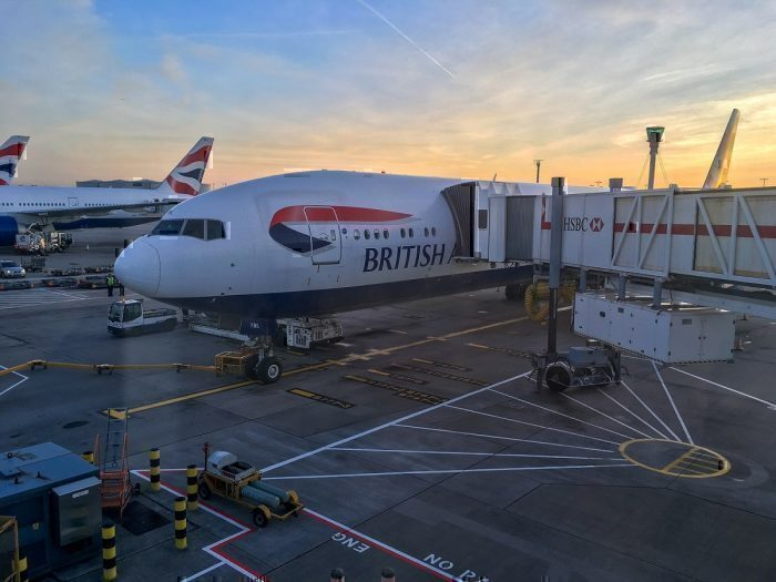 British Airways set to suspend 36000 staff