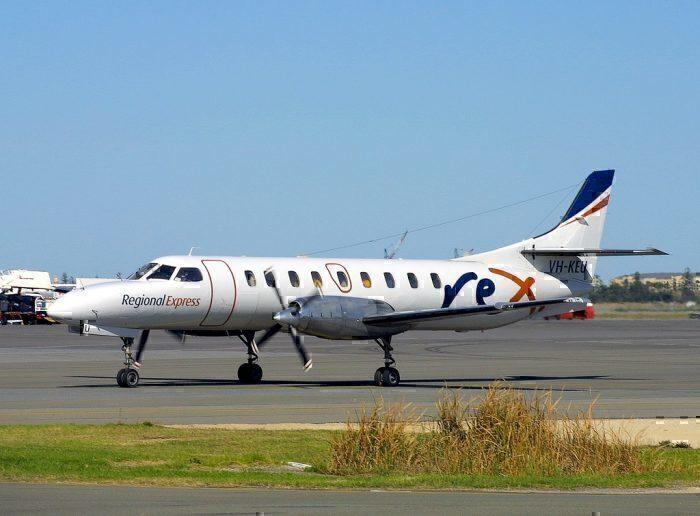 REX airline coronavirus