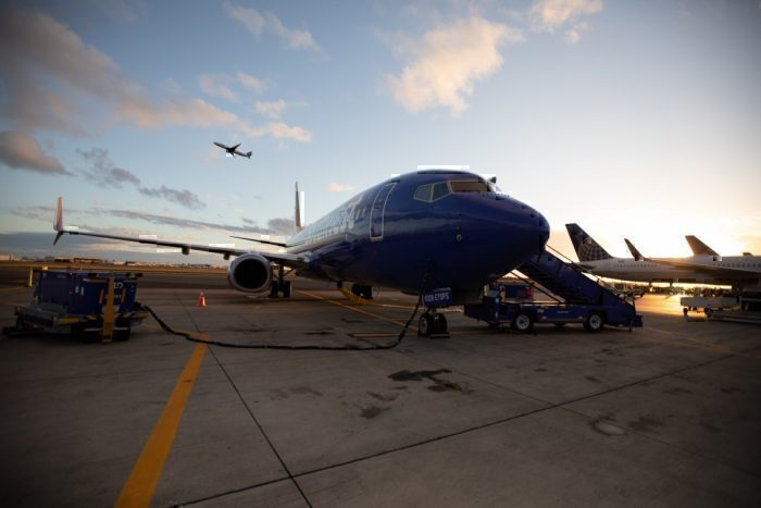 Southwest Airlines, Hawaii, Flight Suspension