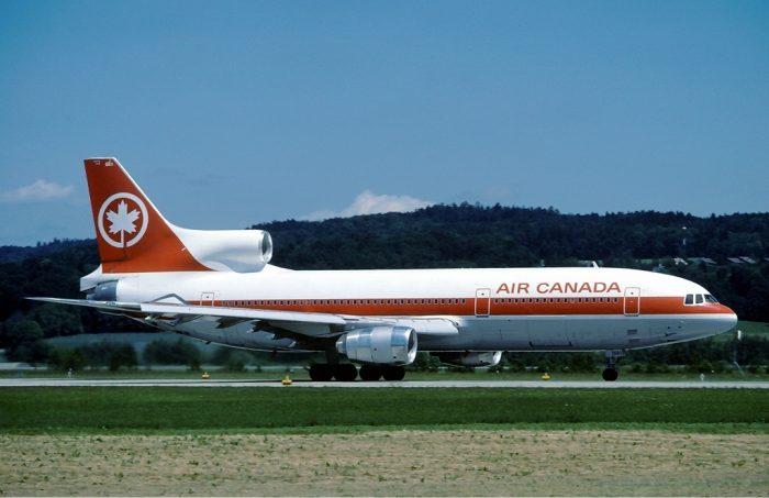 Air Canada Lockheed L-1011 TriStar Marmet