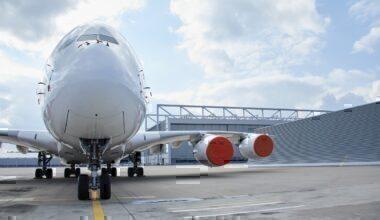 Lufthansa Group, Flight Cancellations, April
