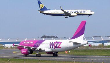 Wizz Ryanair