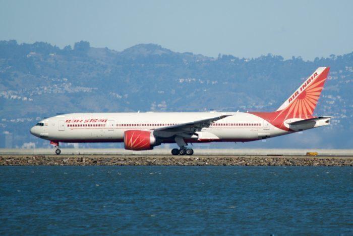 Air India 777