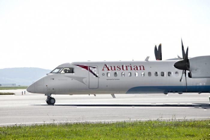 Austrian Airlines, Flights Suspended, Coronavirus