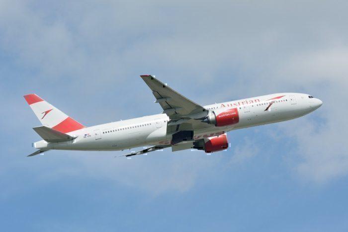 B777-200 Austrian Airlines