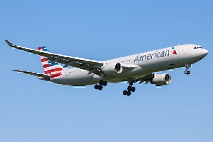 American Airbus A330-300