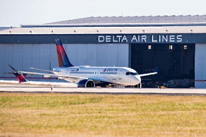 Delta hub Atlanta