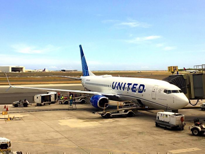 United Maintains Cargo Capacity To Connect Military Families