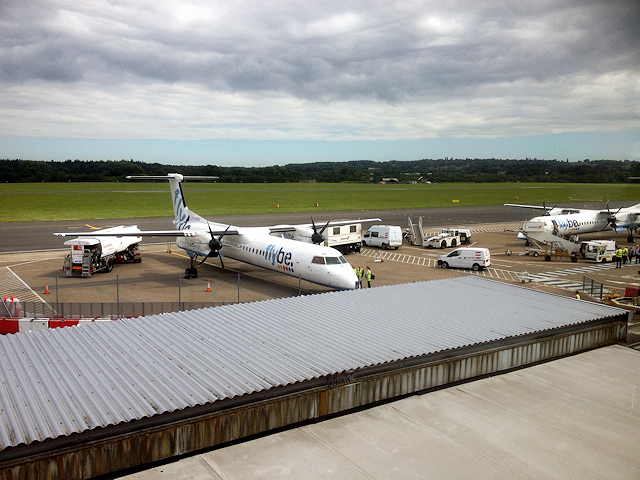Flybe-collapse-Airport-layoffs