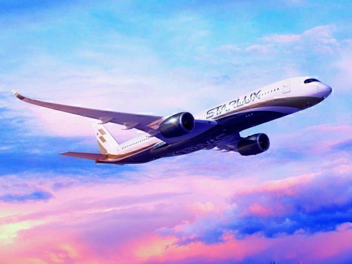 Starlux Airlines, Coronavirus, Flight Suspension
