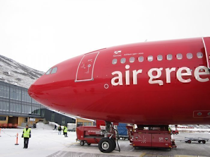 Air Greenland Suspends All Commercial Flights
