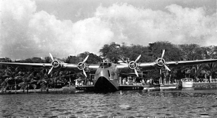 SDASM Archives Boeing 314 Clipper