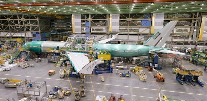 Boeing seattle assembly