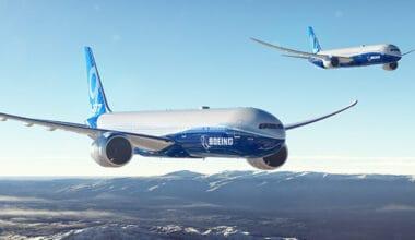 777X Boeing