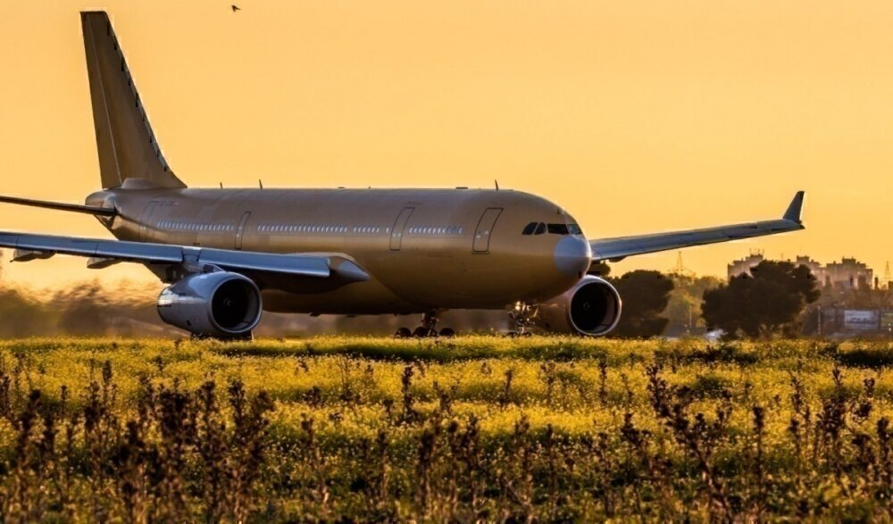 A330 MRTT Getafe