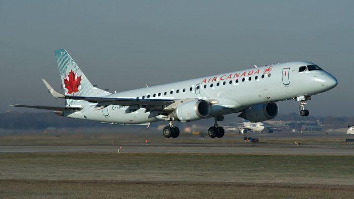 Air Canada E190