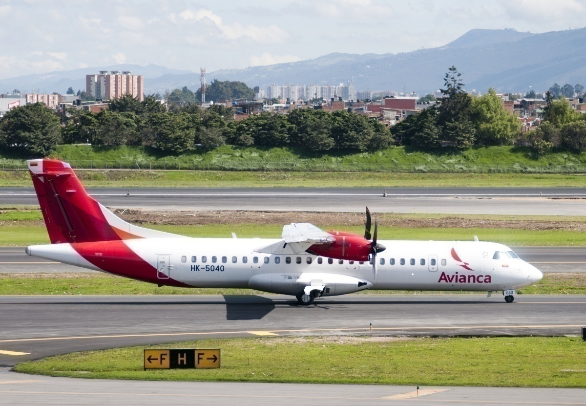 Avianca Express ATR