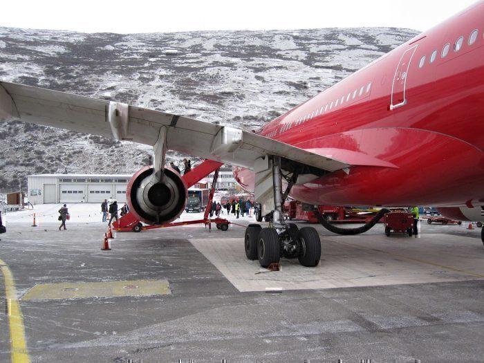 Air Greenland A330