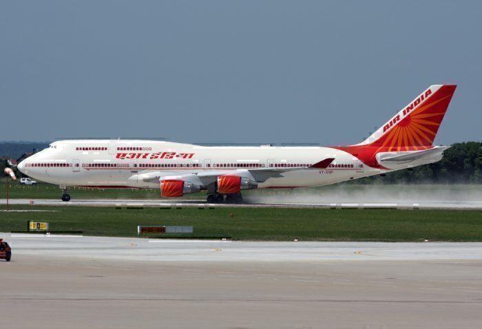 Air India 747 Evacuation Flights