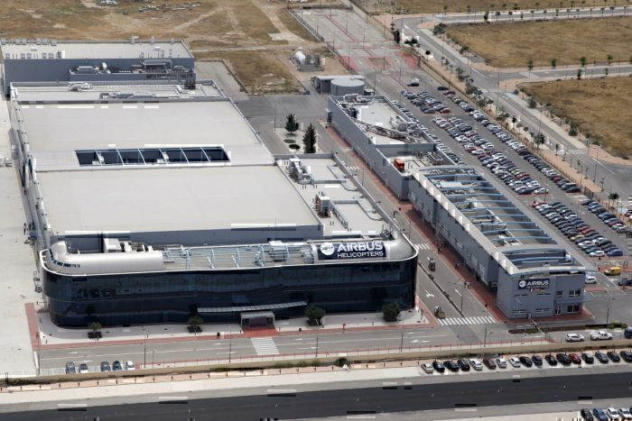 Airbus spain factory