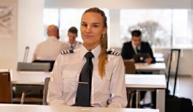 International womens day female pilot