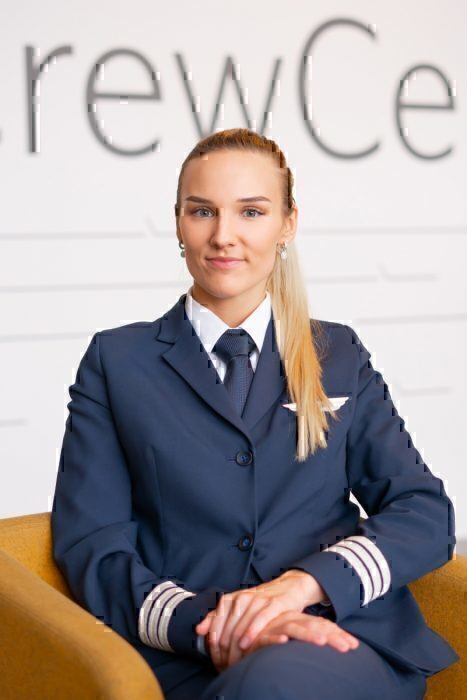 International womens day female pilot