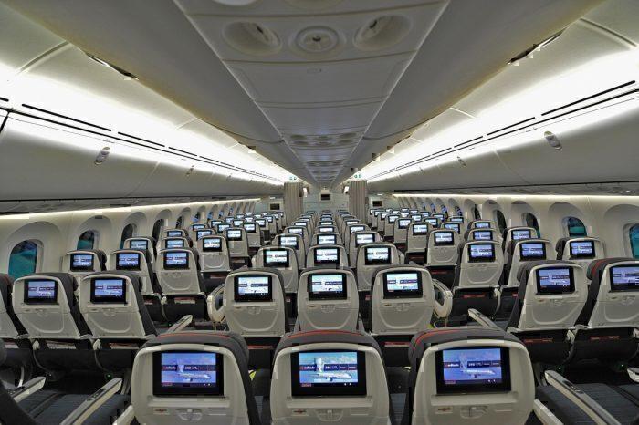 Air Canada economy