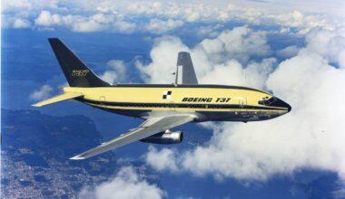 Boeing 737 original