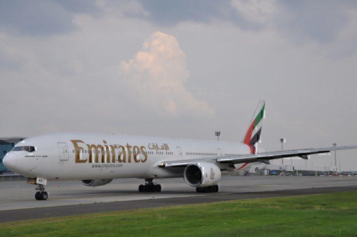 Emirates Repatriation Flights