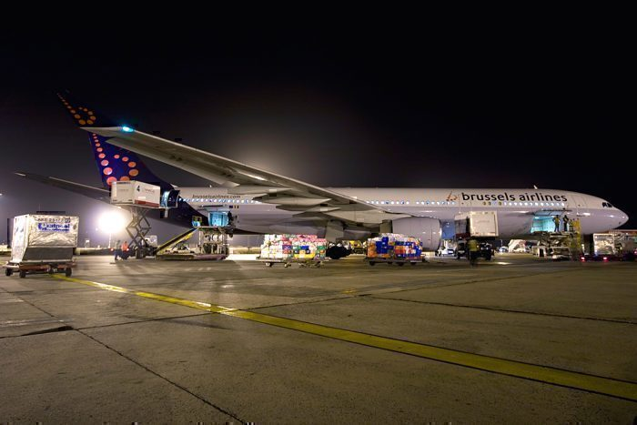 Brussels Airlines Flight Attendant Slapped By Passenger