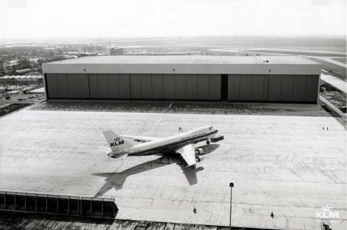 KLM 747 classic