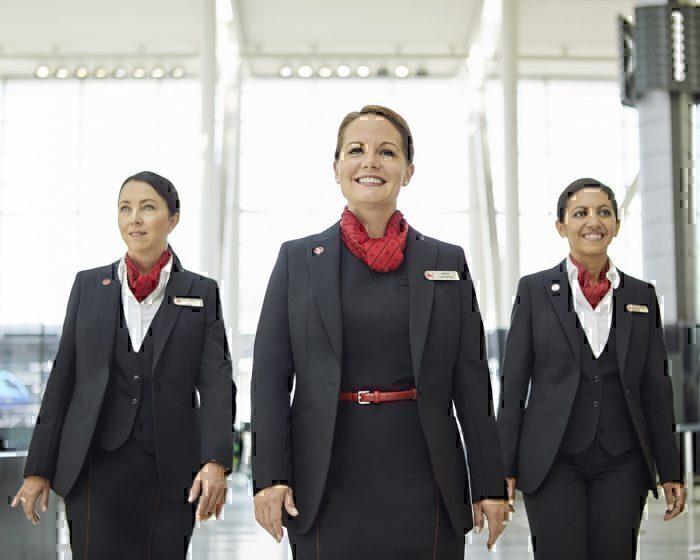 Air Canada staff