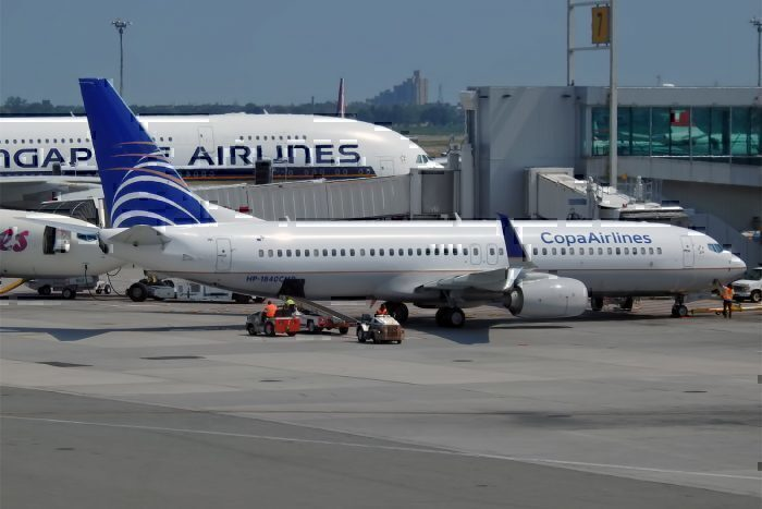 Copa Airlines Boeing 737