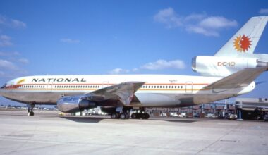 National Airlines DC-10