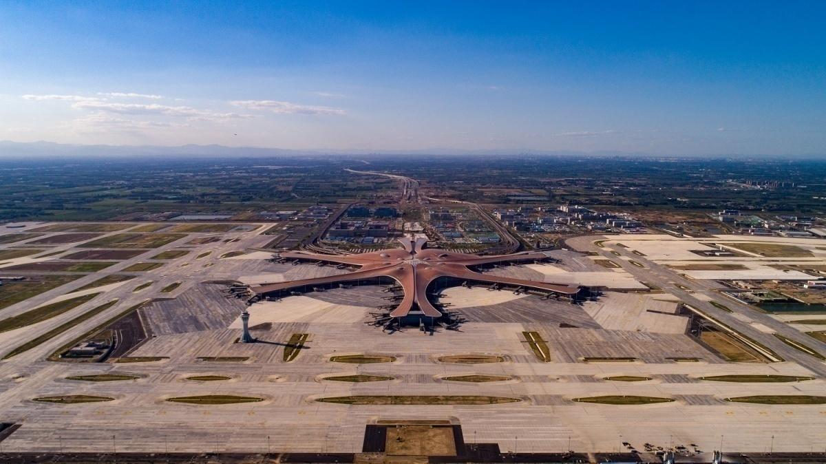 Etihad Airways, Beijing Daxing, Fifth Freedom