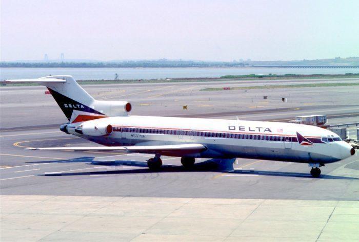 Boeing 727 Delta